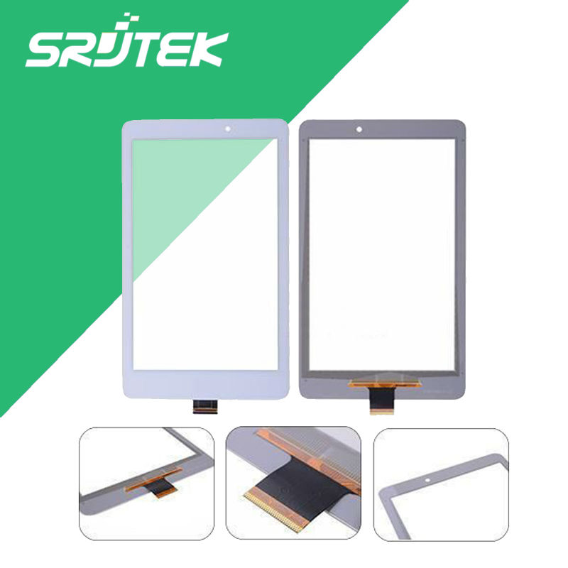 8inch white For Acer Iconia Tab 8 A1-840 FHD Touch Screen Parts Touch Screen Digitizer Glass Lens Replacement Free Shipping new for acer iconia tab w700 b116hat03 1 lcd display panel touch screen digitizer glass lens free shipping tracking number