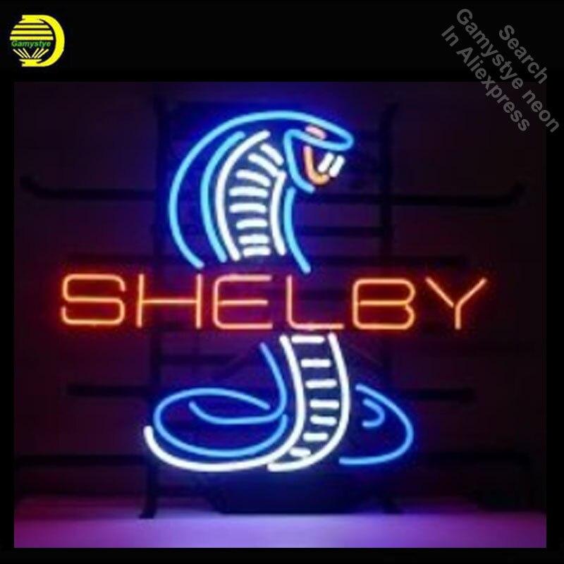 SHELB неоновая вывеска змея неоновая лампа знак Стекло трубки неоновые огни Отдых Garage професси культовый знак рекламировать Art Motel знак