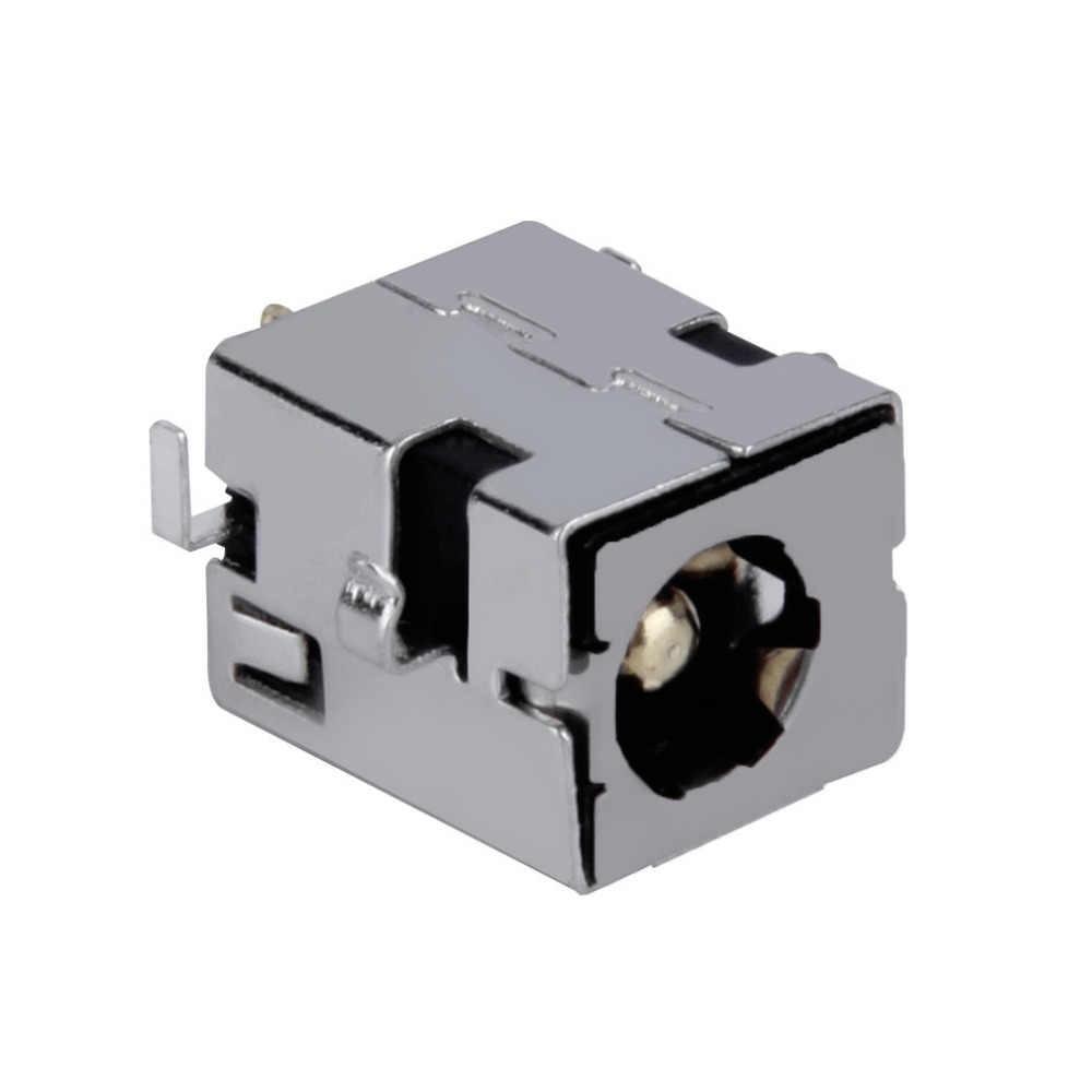 Puerto de conector de enchufe de toma de corriente DC caliente para la placa madre ASUS K53E K53S