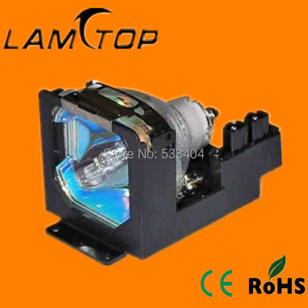 FREE SHIPPING   LAMTOP  projector lamp with housing   LV-LP10  for   LV-5110 free shipping lamtop compatible projector lamp lv lp35 for lv 7295