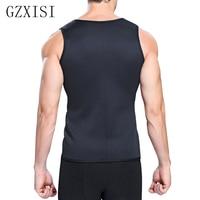 Good Quality Slimming Vests Neoprene Men Sexy Slimming Belt Body Shaper Corset Posture Waist Trainer Corsets