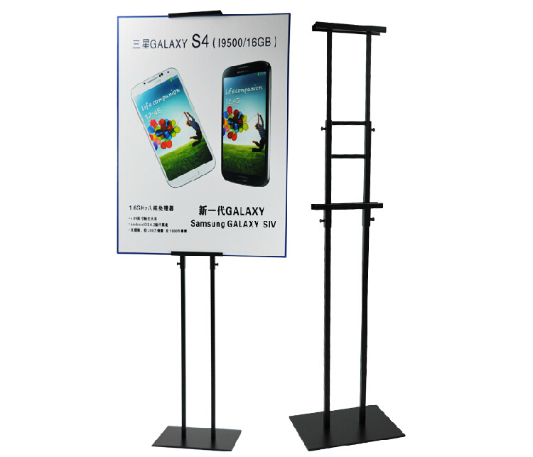 Exhibition Stand Poster : Popular floor display stand buy cheap