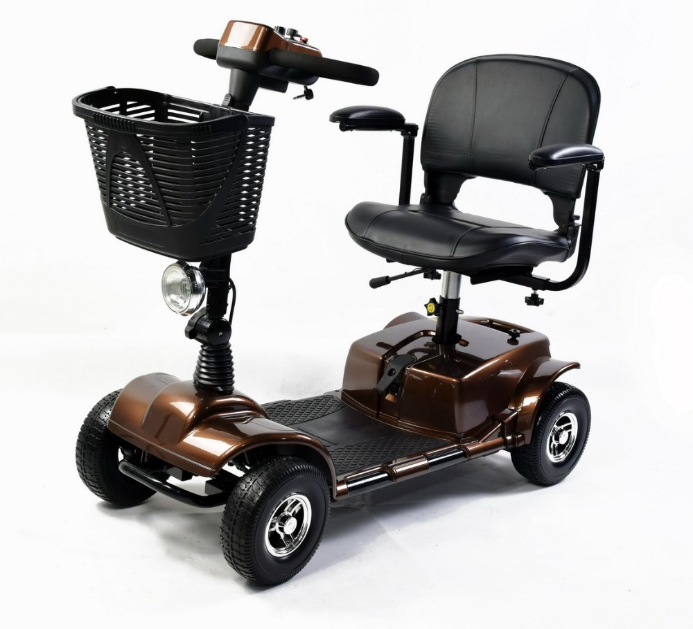4 wheel mobility electric scooters for handicap elderly in for Motorized scooters for the elderly