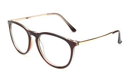 284ab009107 Classical korean Eyeglasses Frame Brand For Women Fashion Men Optical eye  glasses Frame Eyewear Oculos De Grau Armacao Femininos-in Eyewear Frames  from ...