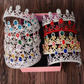 2016 новая невеста мода принцесса кристалл rhinestone короны tiara свадебные аксессуары