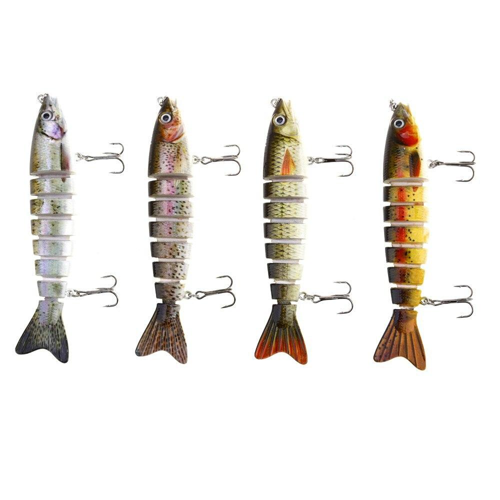 схема электронной приманки для рыбной ловли