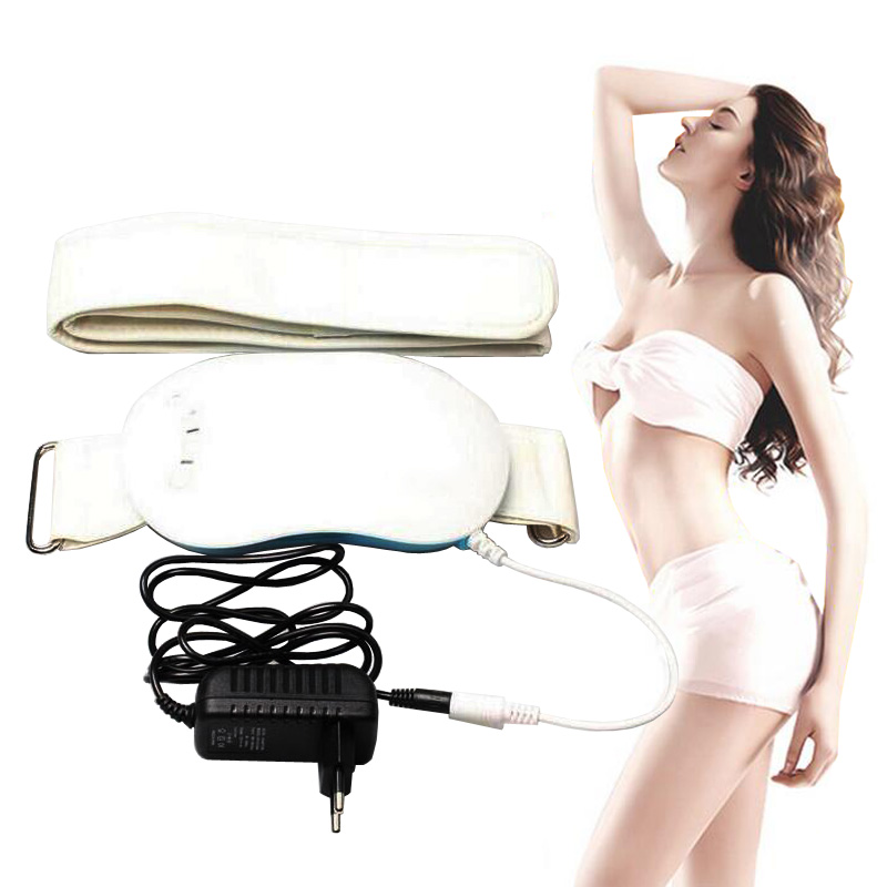 New X5 times massage belly weight lose vibration fat burning sports  slimming belt massager upgrade shook the power plate slimming belt fat burning x 5 times vibration massage abdomen reduce weight thin belt