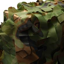 3 x 5m Hunting Camping Outdoor Desert Woodlands Blinds Army Military Camouflage Camo Net Sun Shelter Jungle Blinds Car-covers
