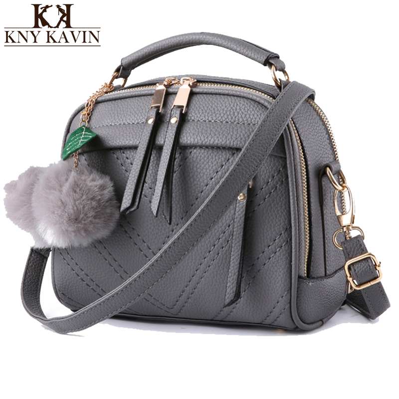 New Arrival Knitting Women Handbag Fashion Pu Leather Shoulder Bag Small Flap C