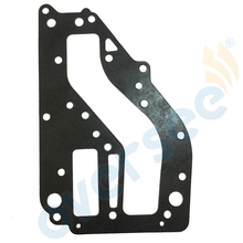 OVERSEE EXHAUST INNER COVER GASKET 6K8 41122 A1 For Fitting YAMAHA Outboard Engine Motor