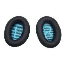 1 пара сменных амбушюр для Bose QuietComfort QC 2 15 25 35 QC2 QC15 QC25 QC35 SoundLink SoundTrue AE II AE2