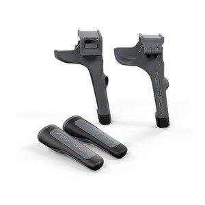 Image 5 - 4 шт. защитный Расширенный шасси для DJI Mavic 2 защита ножек Замена опорные ножки для DJI Mavic 2 Pro / Zoom