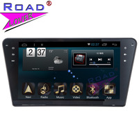 TOPNAVI Octa Core Android 7 1 2G 32GB 10 1 Car GPS Navigation For Peugeot 408