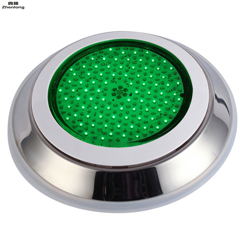 Led Underwater Lights Self-Conscious Stainless Material Wall Mounted Rgb Color 12v 54w Led Swimming Pool Led Lights Pond Fountain Underwater Ip68 Waterproof Lamp Lights & Lighting