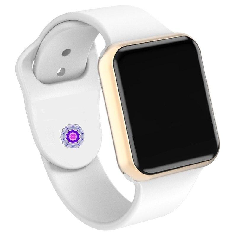Vente chaude Bluetooth Montre Smart Watch Série 4 Fitness Tracker Smartwatch cas pour apple iphone 6 7 8 X pour IOS Android taille 42mm