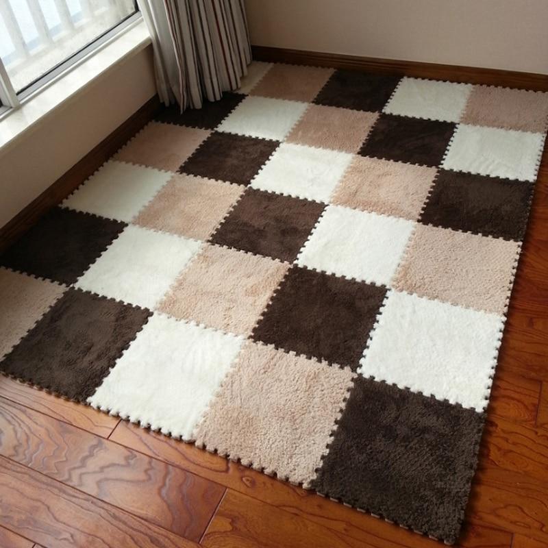 Carpet Living Room Bedroom Children Kids Soft Carpet