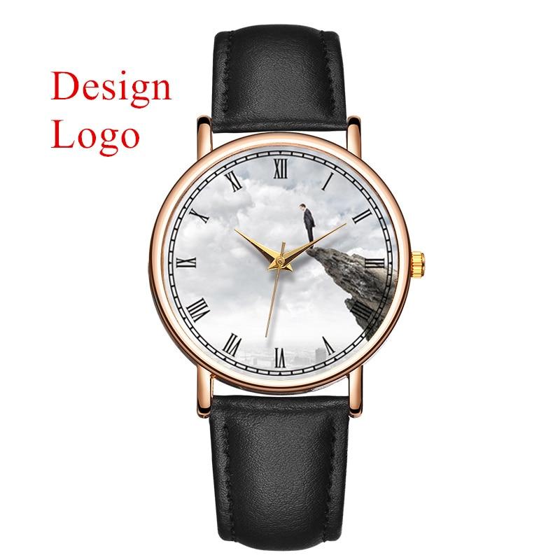B 9075 MOQ 50pcs Brand Your Own Watches Luxury Designer ...