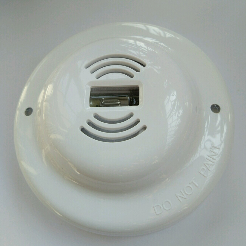 Free shipping 4-wire UV Flame Detector Alarm Sensor with Relay output NO or NC work with any panel and module