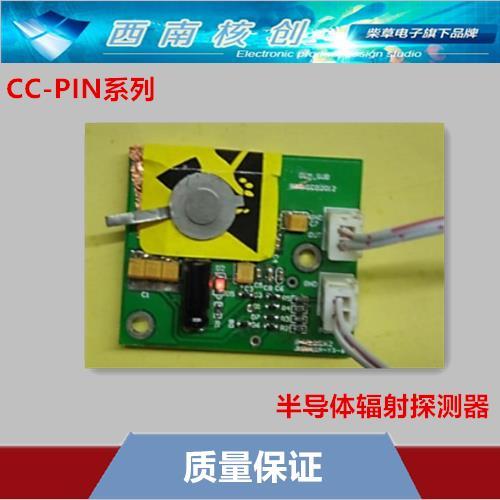 CC PIN series semiconductor radiation detector metal detector visual dose rate meter CX1602