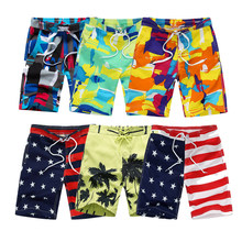 New Boys Quick Dry Shorts Brand Kids Surf Beach Shorts for Boys Trench Adjustable Breathable Big Boy Shorts 8 9 10 11 12 Years(China)