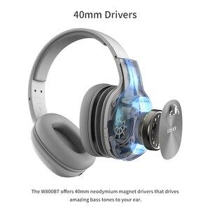 Image 4 - EDIFIER W800BT Trên Tai Nghe Nhét Tai Không Dây Bluetooth Tai Nghe OLightweight Thoải Mái Và Lên Đến 35 Giờ Phát Lại