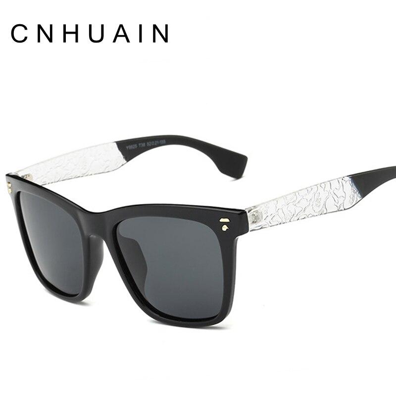 CNHUAIN Driving Polarized Sunglasses Men Brand Designer ...