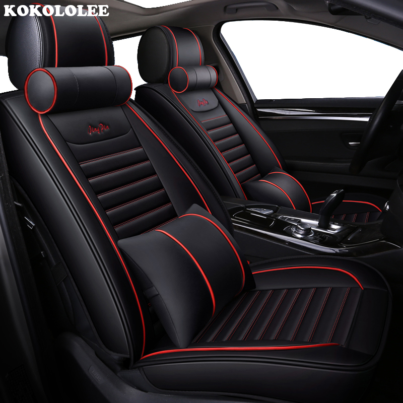 KOKOLOLEE auto couverture de siège de voiture pour opel astra j h g vectra b c meriva insignia zafira un mokka corsa c astra k auto accessoires