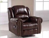 Гостиная кресла cadeira poltrona натуральная кожа стул sillas fauteuil silla sillon кресло качалка медитации кресло cadeiras