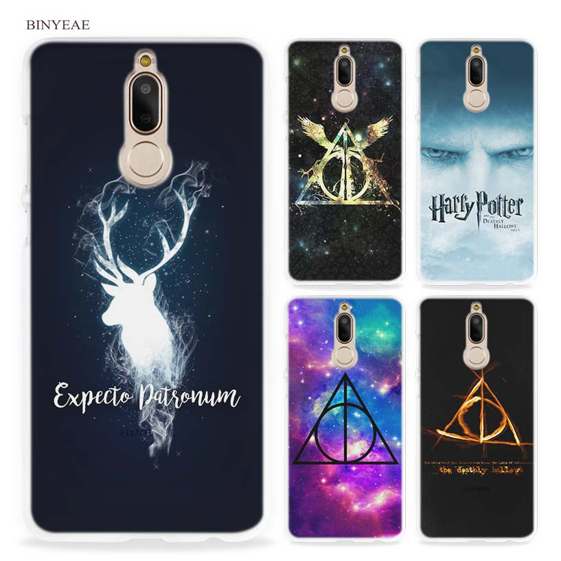 Binyeae Tardis Box Doctor Who Hard Clear Case Cover For Huawei Mate 10 P8 P9 Lite Y5 Ii Y6 Y3 2017 Mini Honor 9 Phone Bags & Cases