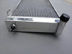 Image 5 - 3 Rows Aluminum Radiator & 3* FAN 1991 2001 For JEEP Cherokee XJ 4.0 242 CID L6 91 92 93 94 95 96 97 98 99 00 01 Low Price