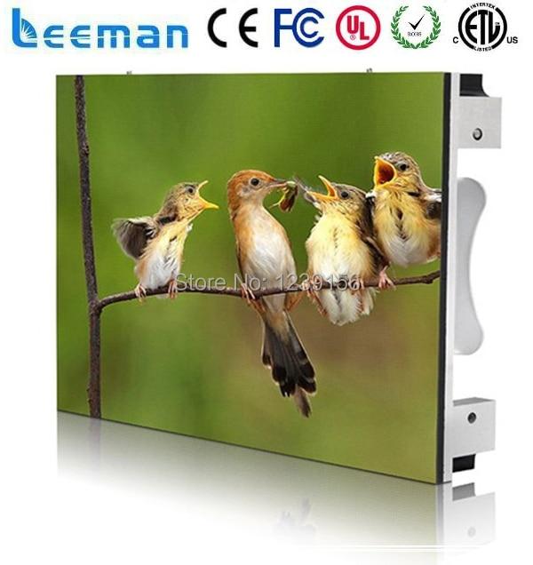 2015 Leeman P3 P4 LED Video Wall xx video china RGB led die casting cabinet P3