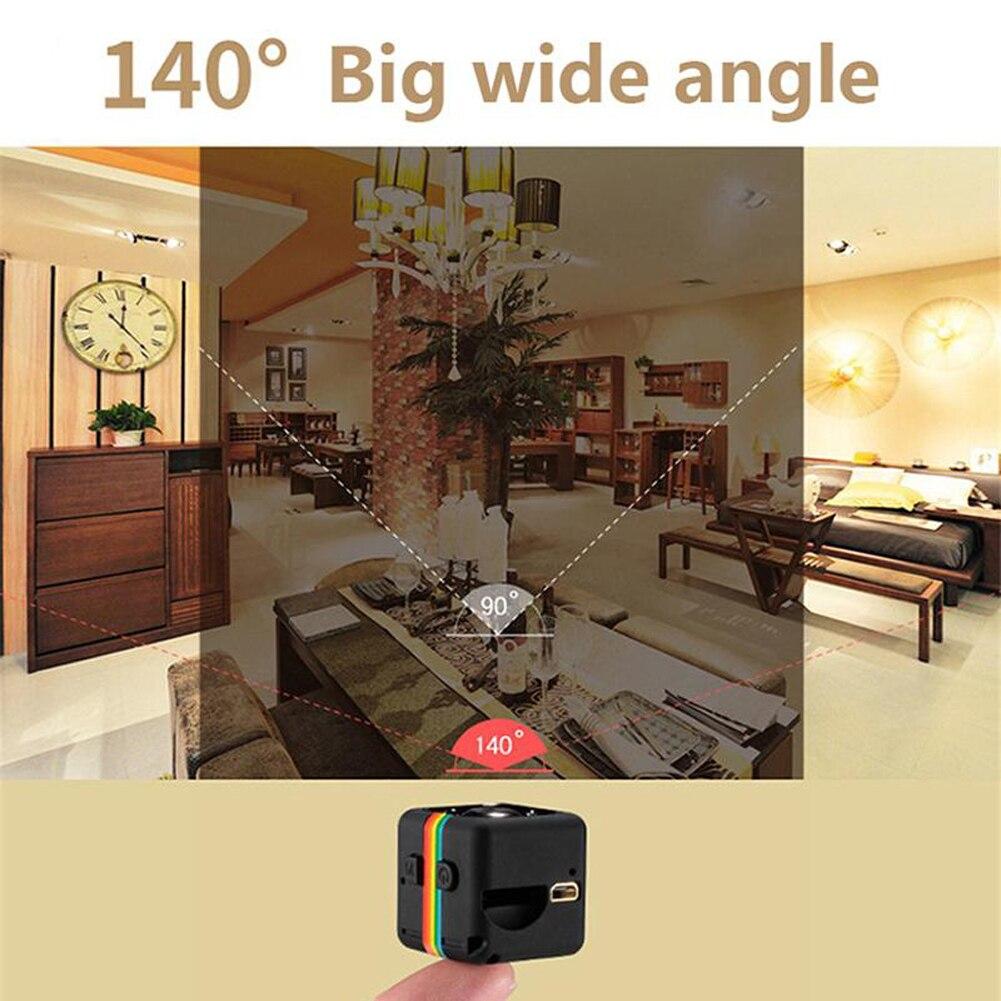 Original Mini Car DVR Camera Full HD 1080P 140 Degree Night Vision G-Sensor Motion Detection Cycle Recording DVRS High Quality 11