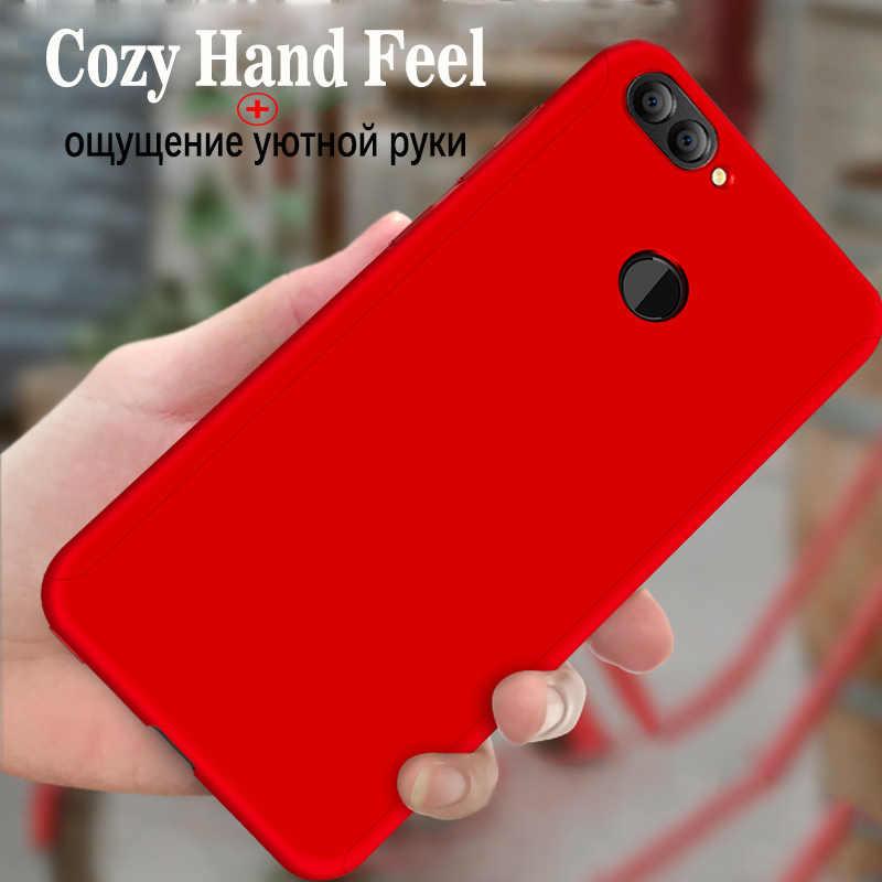 Роскошный 360 градусов чехол для телефона для huawei P20 Pro P10 Lite P9 Plus чехол Полный Чехол для huawei mate 20 Pro 10 Lite чехол со стеклом