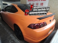 CARBON FIBER JDM Rear Wing Trunk Lip Spoiler For 2002 2006 RSX DC5 Integra Brand