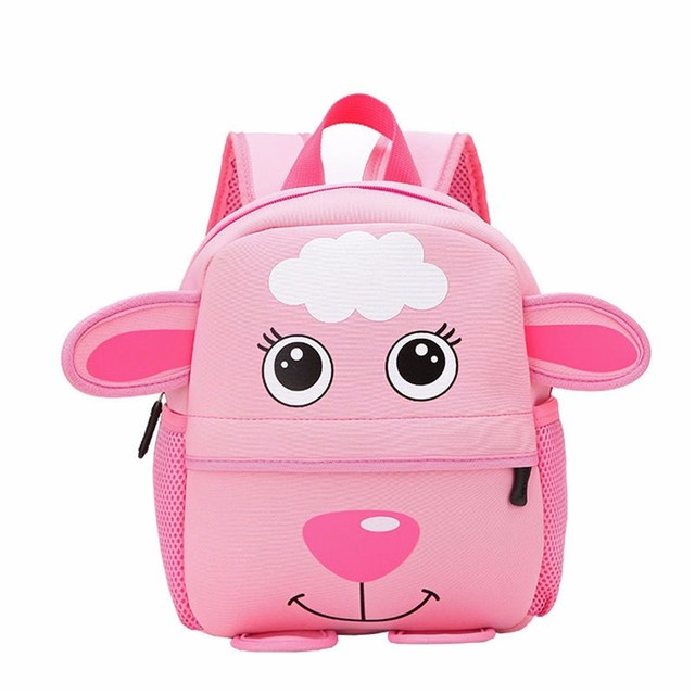 3d cute animal shaped children school bags baby boys girls christmas gifts kids backpacks for children