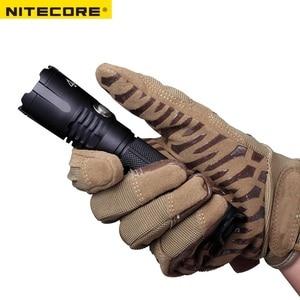Image 5 - NITECORE MH25GTS CREE XHP35 HD LED 1800 Lumens USB Charging Tactical Flashlight With NITECORE NL1835HP Battery