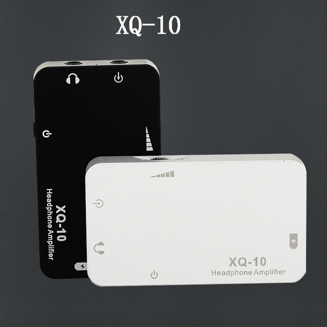 2016 XDUOO XQ-10 мини питьевая наушники для наушников звуковой усилитель, Металл чехол и большая сила и высокое качество звука