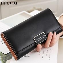 NEW Women's Wallet Ladies Leather Purses Hasp Clutch Long Zipper Phone Holder 20