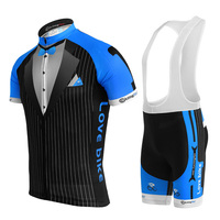 Gentleman Jersey Sets Highway Mountainbicycle Cycling Jersey MTB Motocross Jersey Maillot Ciclismo Jersey