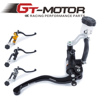 GT Motor Motorcycle 19X18 16X18 Brake Adelin Master Cylinder Hydraulic FOR HONDA CBR1000R R1 R6 Z1000