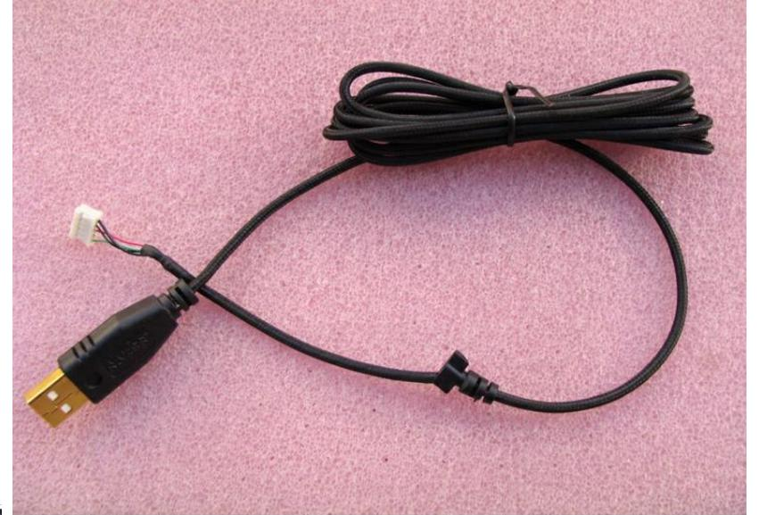 Brand new USB cable/USB mouse Line/wire for Razer Naga Hex MOBA PC Gaming Mouse replacement parts