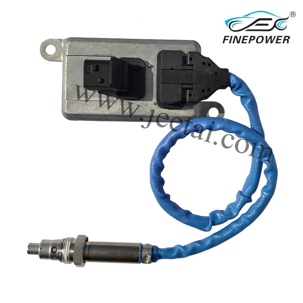 Nox Nitrogen Oxide Lambda Sensor 5WK96668A For Toyota Hino Truck 89463-E0450 New