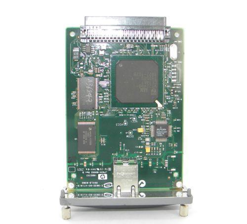 FOR HP 620N 620 JETDIRECT J7934A 10/100tx Server Card network card Druckserver