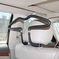 1 unid Asiento Auto Del Coche de Acero Inoxidable Percha Reposacabezas Ropa Chaquetas Trajes Holder Car styling