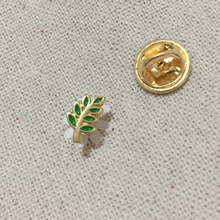 10pcs Freemason Lapel Pin Akasha Leaf Gift for Fellow Green Enamel Pins Badge Brooches Acacia Sprig Masonic regalia Metal Craft