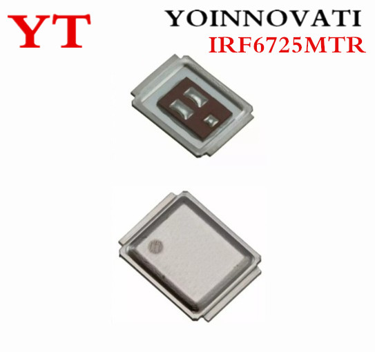 10pcs/lot IRF6725MTRPBF IRF6725MTR IRF6725MT IRF6725M 6725 MOSFET N-CH 30V 28A DIRECTFET Best Quality.