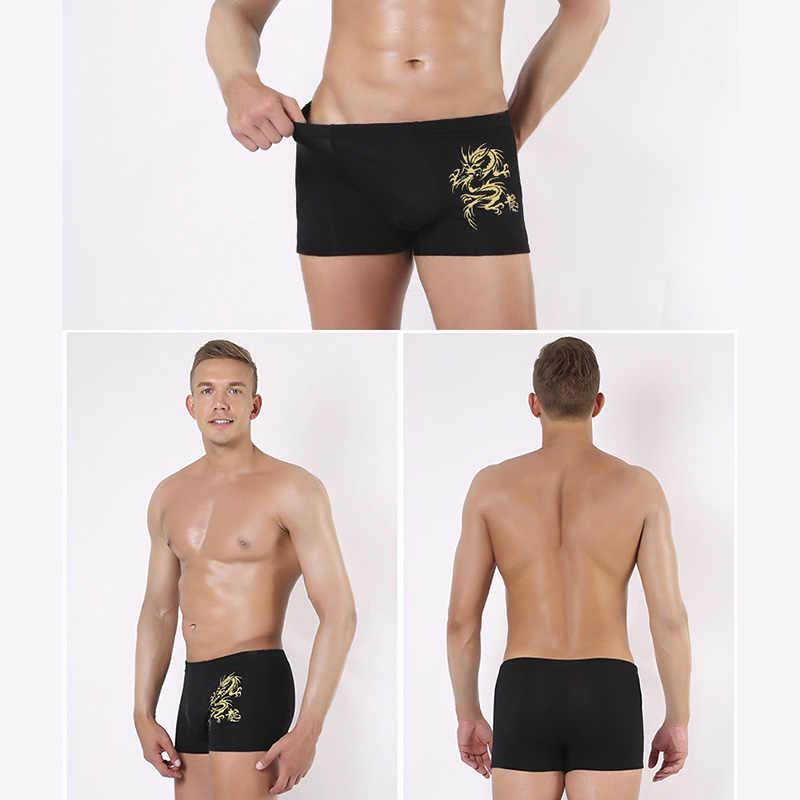 WTEMPO 8 adet/grup Sıcak Satış Erkek Külot Seksi Iç Çamaşırı erkek Boksörler Rahat Külot Erkekler Erkek Iç Çamaşırı Erkek Boxer iç çamaşırı