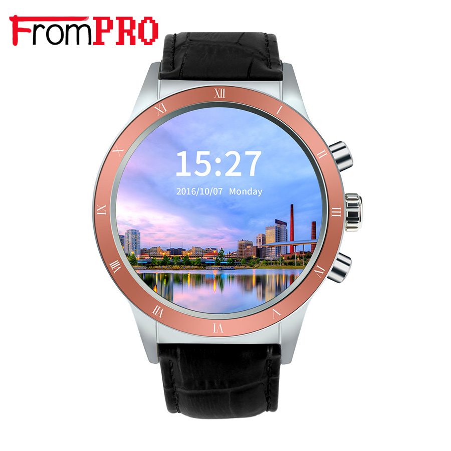 FROMPRO Wristband Y3 Bluetooth Smart watch Heart Rate Monitor Support SIM Card Wifi 3G networks GPS Positioning for Android heart rate smart watch wristwatch reloj inteligente z01 support 3g sim tf card wifi gps mp3 mp4 fitness traker bluetooth camera