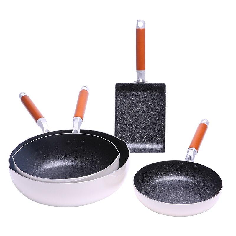 Антипригарной сковороде с наноразмерных камень покрытие индукционных плитах, печи и мыть в посудомоечной машине Panela de пот жаровни гриль Кастрюли горшок