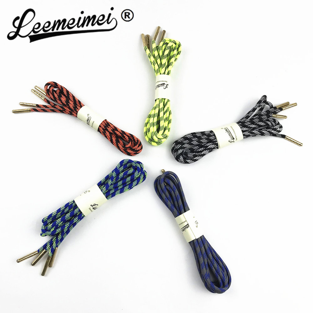 Metal Tips Sports Athletic Colored Boot Laces Awesome Metallic Gold Shoelaces Multicolor Round Shoestrings Trainer Laces metal tips sports athletic colored boot laces awesome metallic gold shoelaces multicolor round shoestrings trainer laces